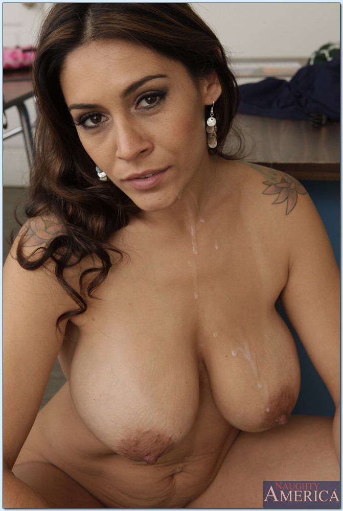 Rather Busty latina milf teachers nude think, that