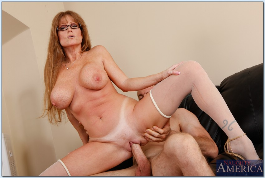 Lusty mature teacher darla crane