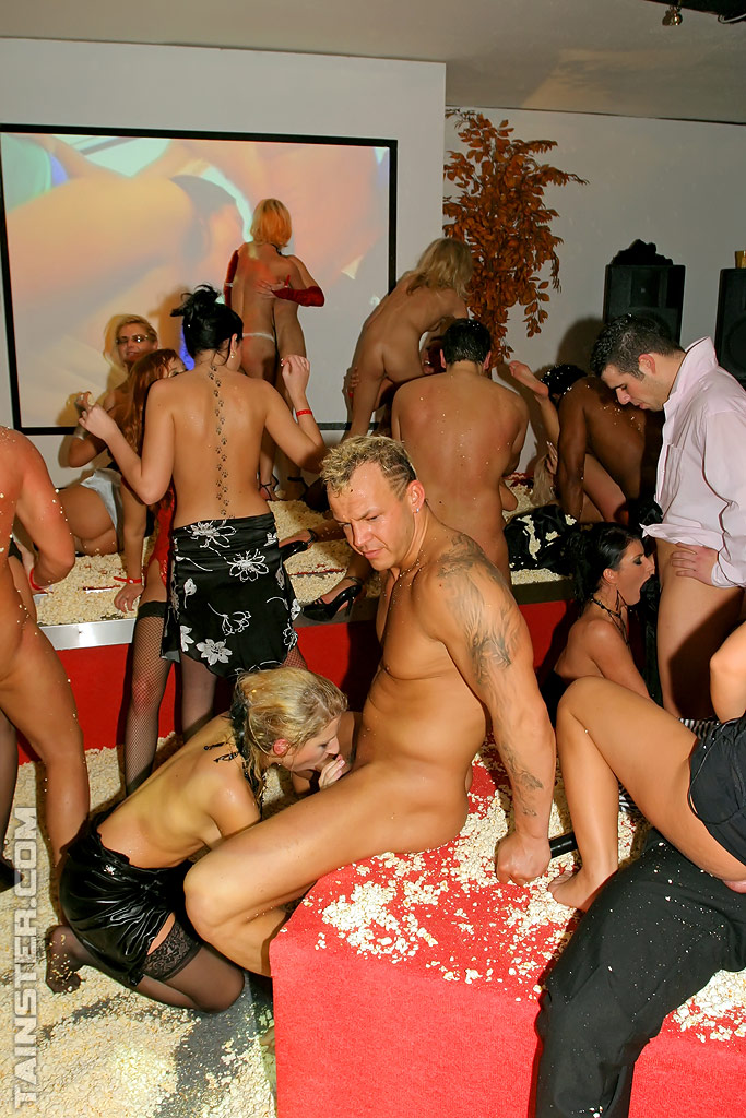 Drunk Sex Party