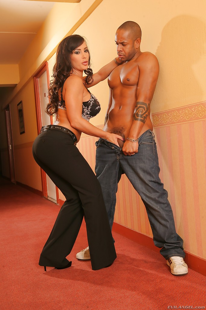 What necessary lisa ann black fucking