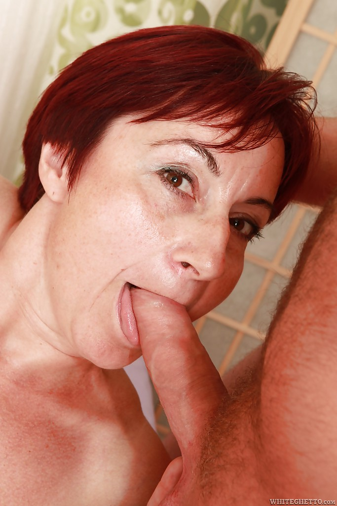 only Russian mature Svetlana suck cock and fuck have fun! and must