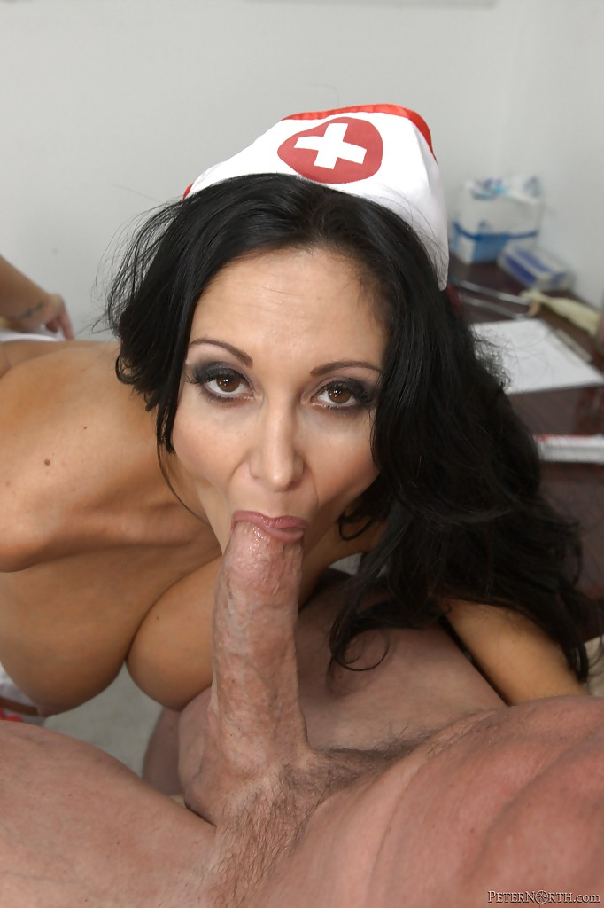 Ava devine hot milf in threesome 6