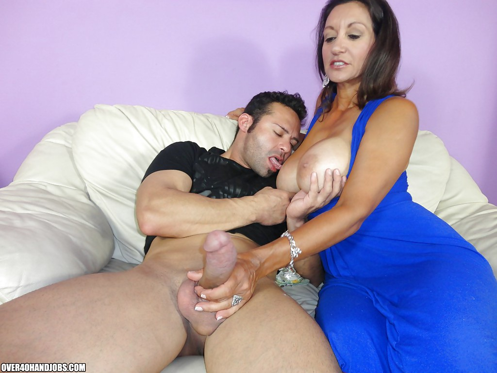 Hand job blow job jerk off