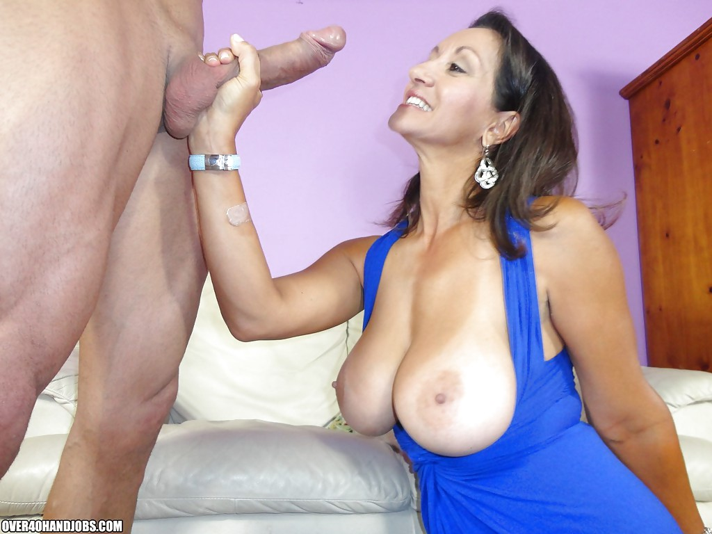 Sounds big tits mature suck cock