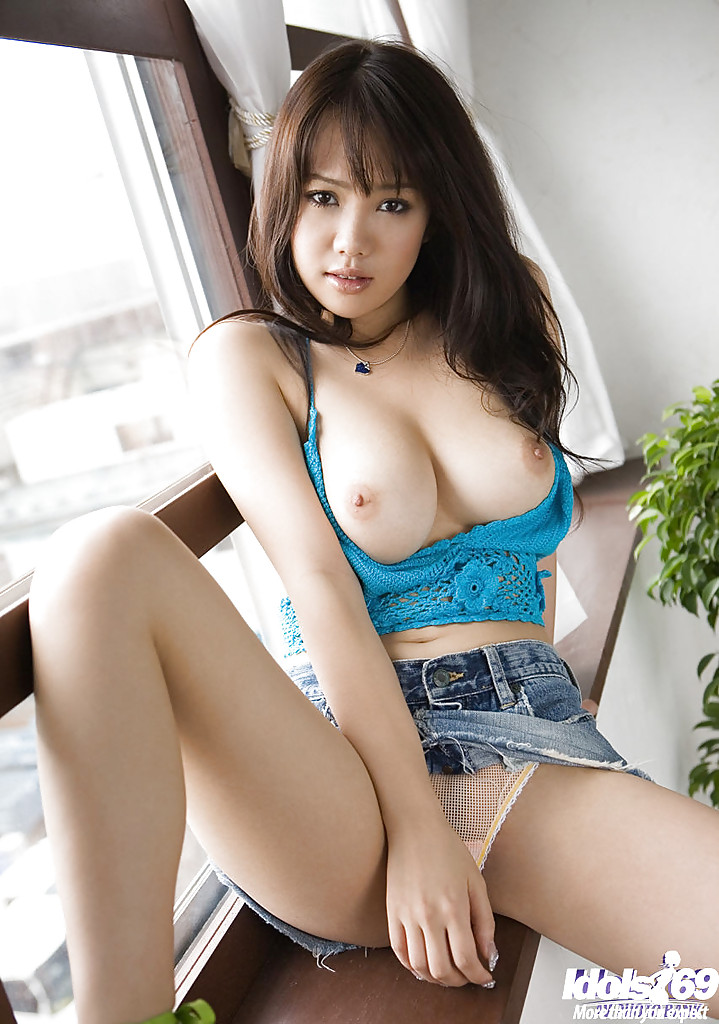 Busty japanese models clips hot nude