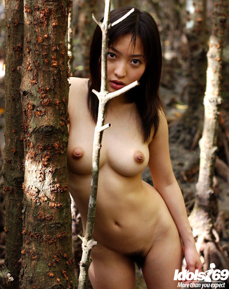 Fuck cute outdoors japanese