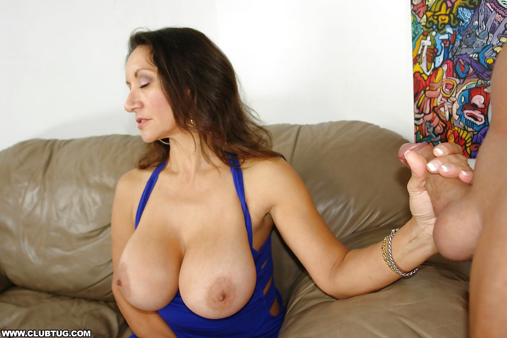 Big Mature Naked Tits Woman