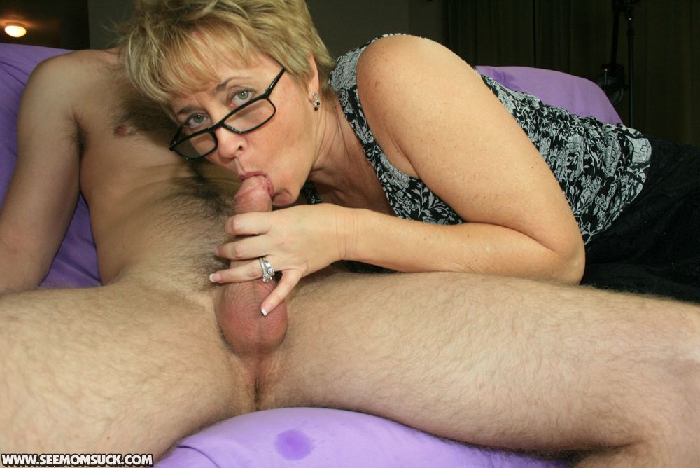 All can Short hair mature milf glasses