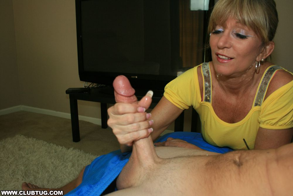 Boy creampies fertile milf
