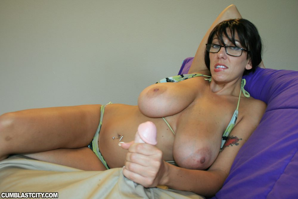 Alia janine mature big tits hardcore fuck and facial 3