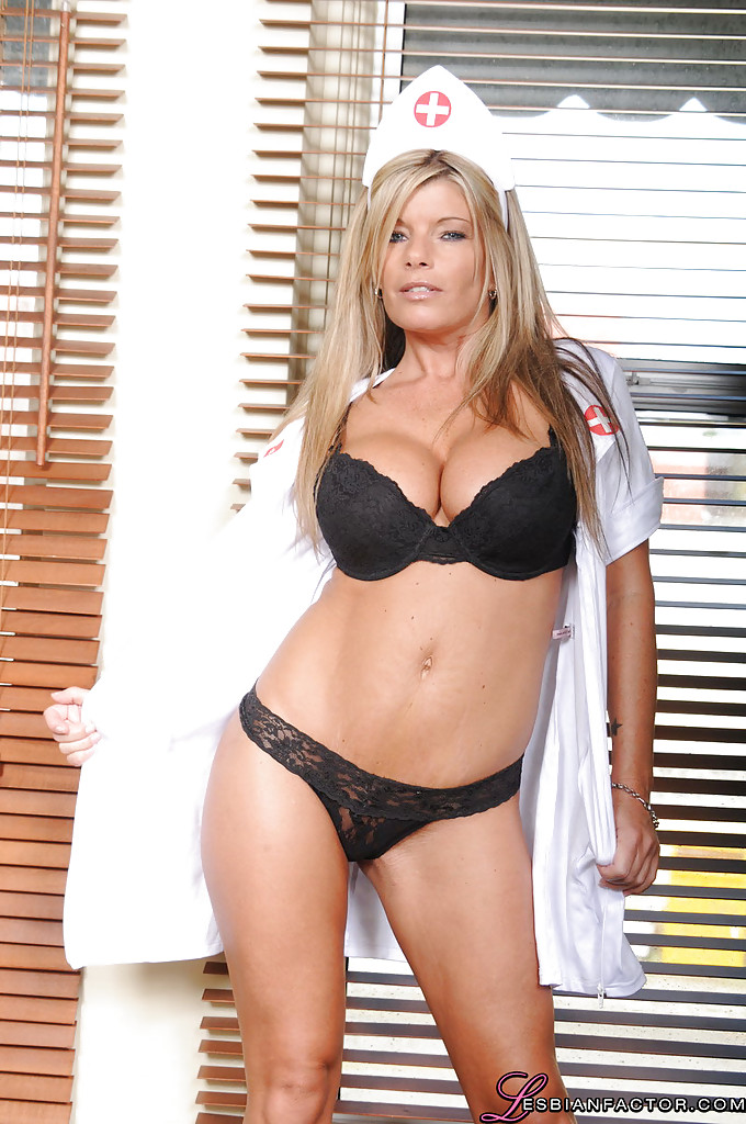 Lustful nurse with colossal boobies Krystal Summers is into sapphic motion with her chief porn photo #323445288 | Lesbian Factor, Jewell Marceau, Krystal Summers, Ass, Ass Licking, Big Tits, Lesbian, Lingerie, Nurse, Panties, Uniform, mobile porn