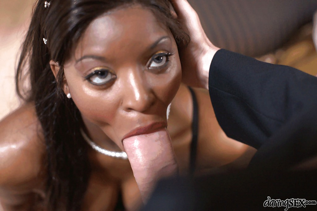 image Two ebony sluts blowjob if you039re going to