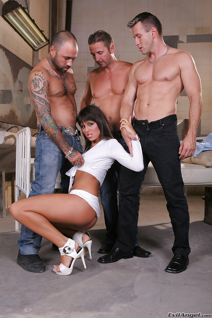 aroused guys fucking at home