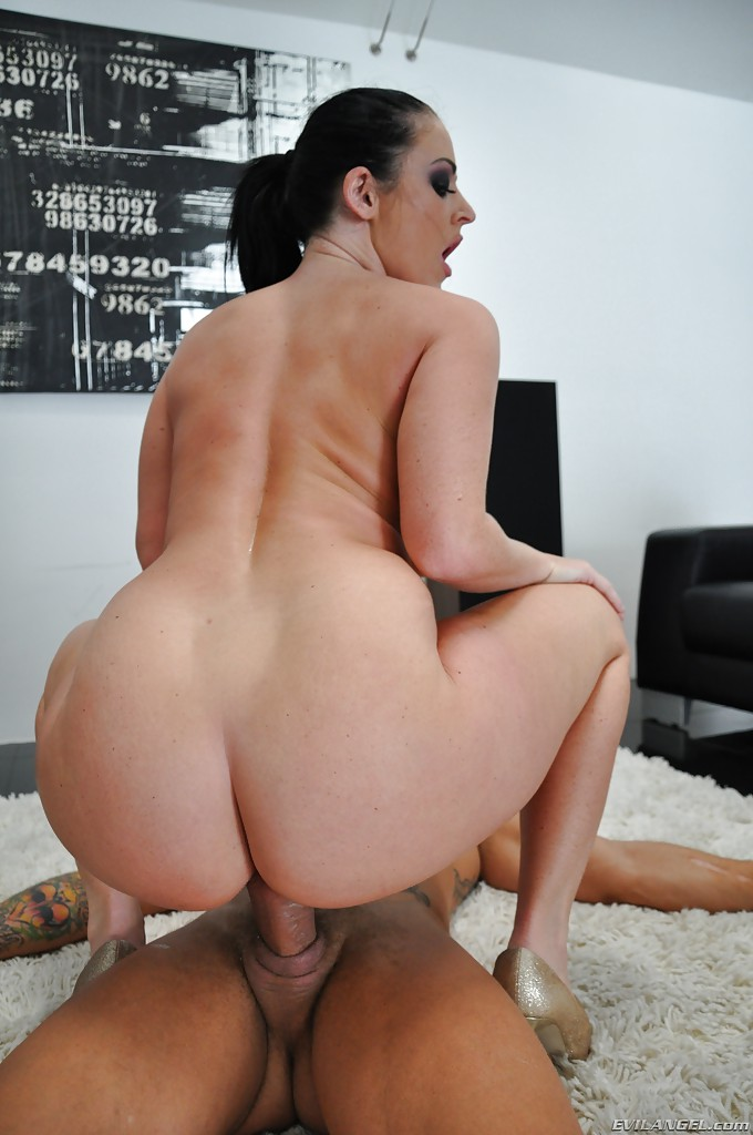 Have thought big ass brunette