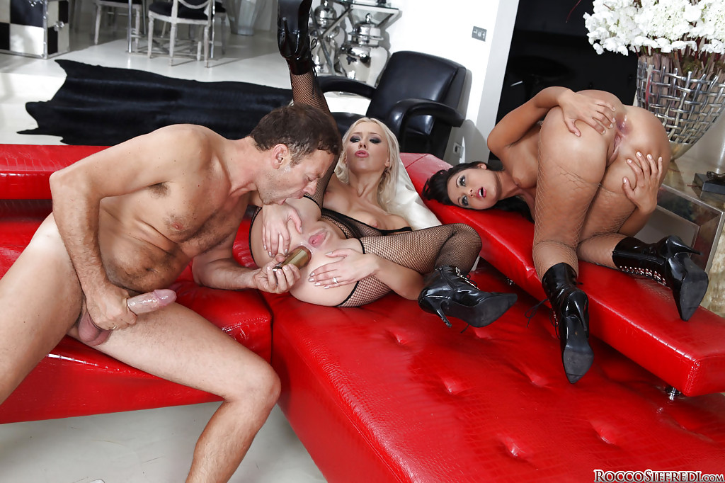 Rocco gallery anal