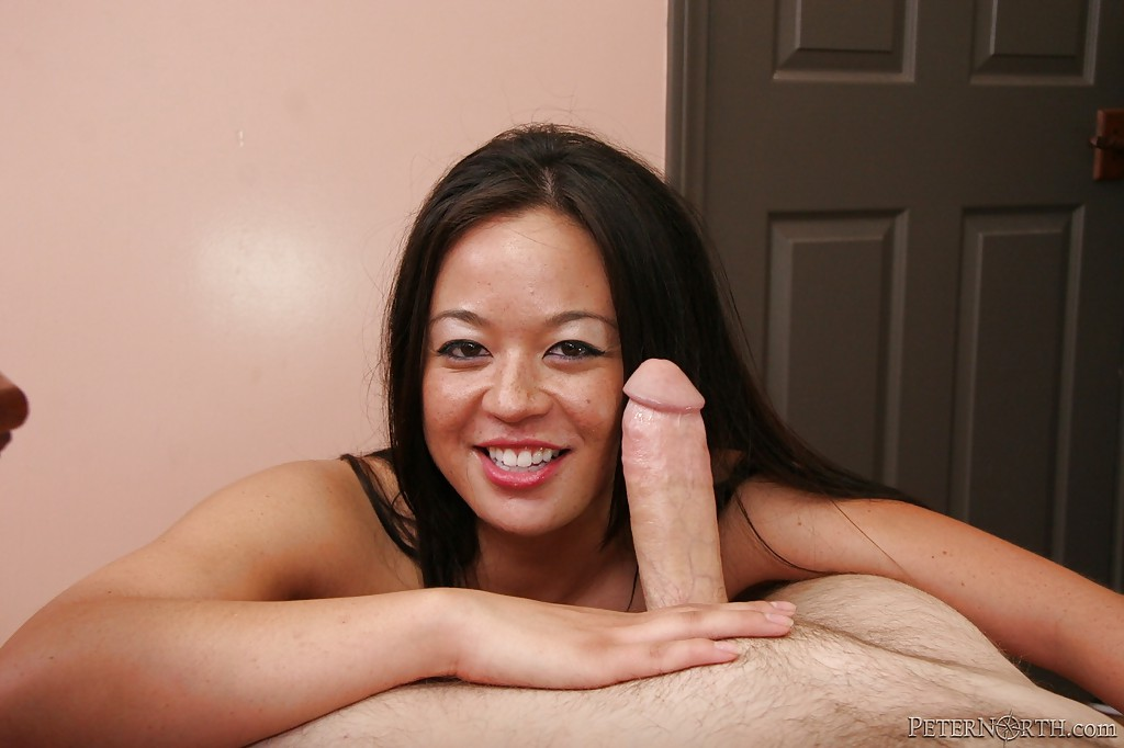 Asian Milf Facial