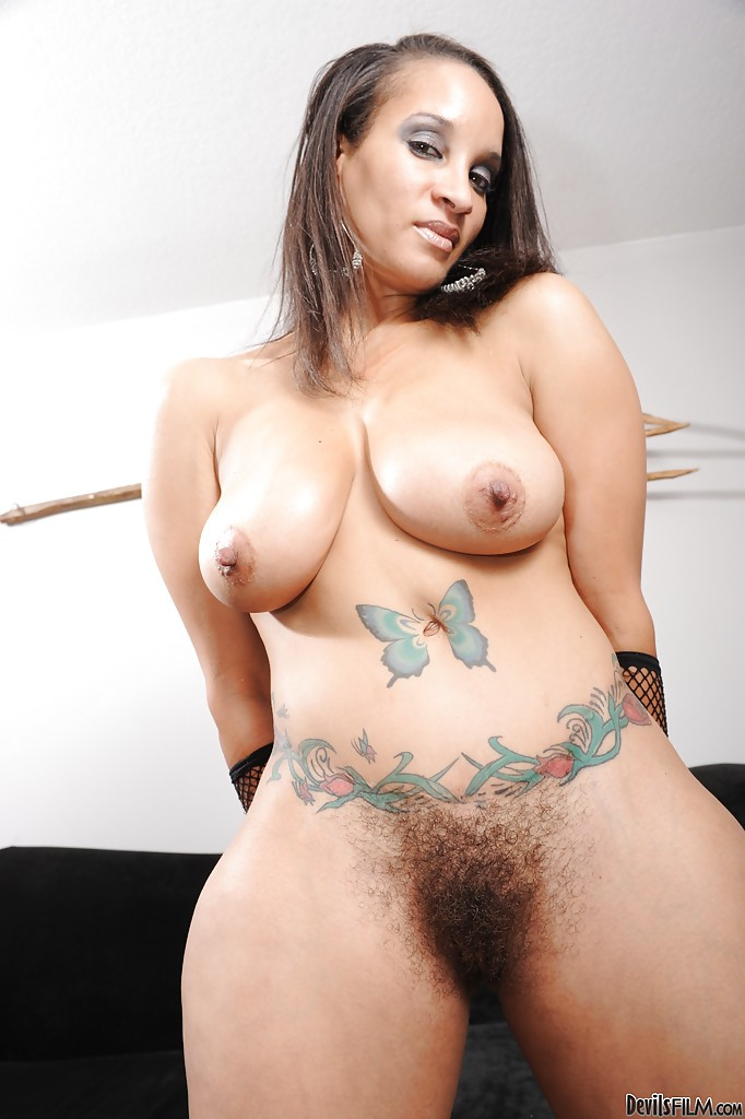 Milf with hairy