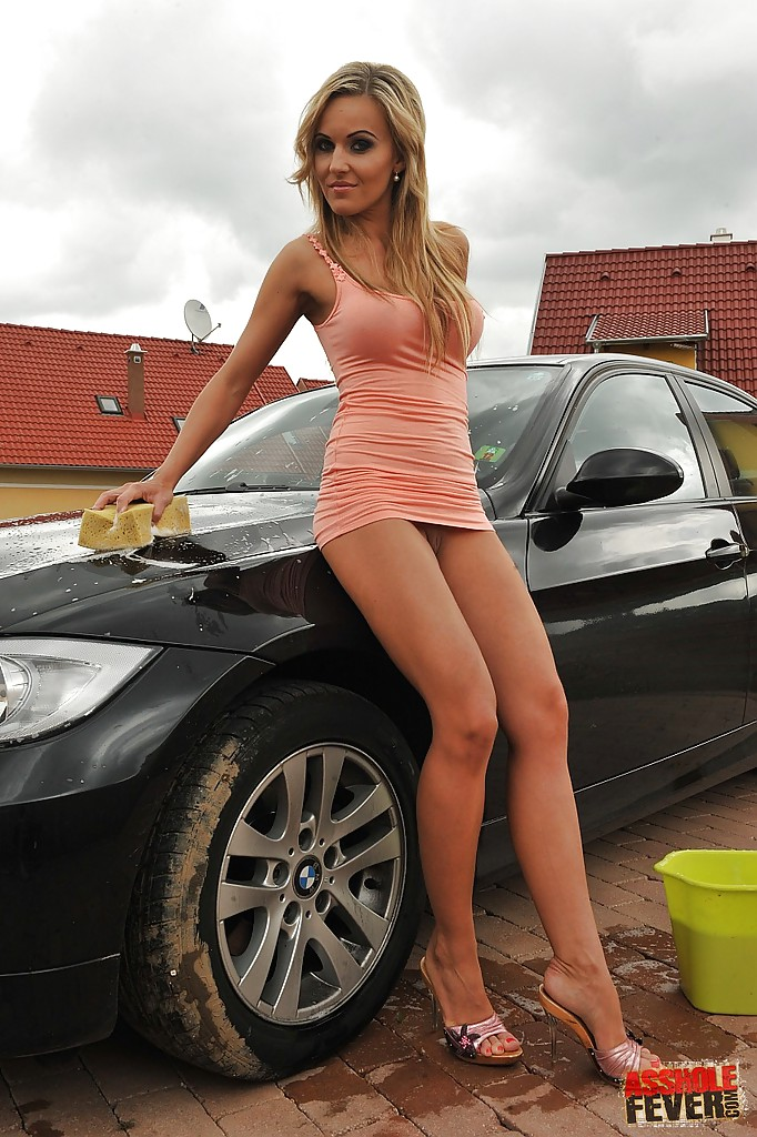 Hot cars nude girls that's something