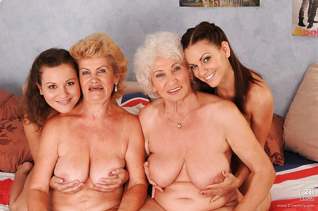Accept. Old and young orgy recommend you