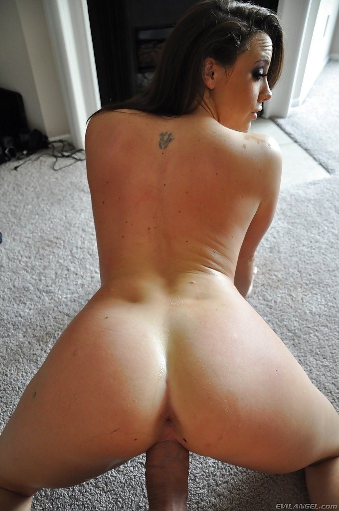 Nude women with breast only