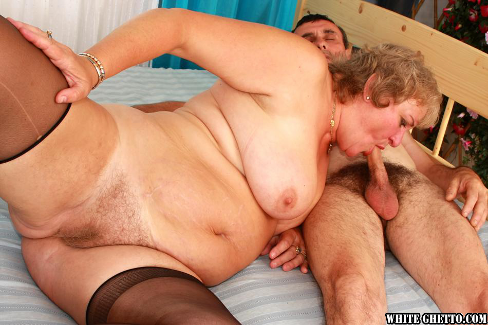 Fatty gets fucked in the ass 2
