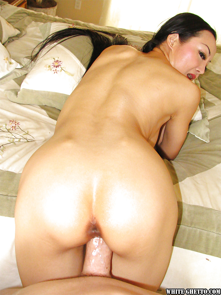 Ange venus asian mom takes it up the ass 7