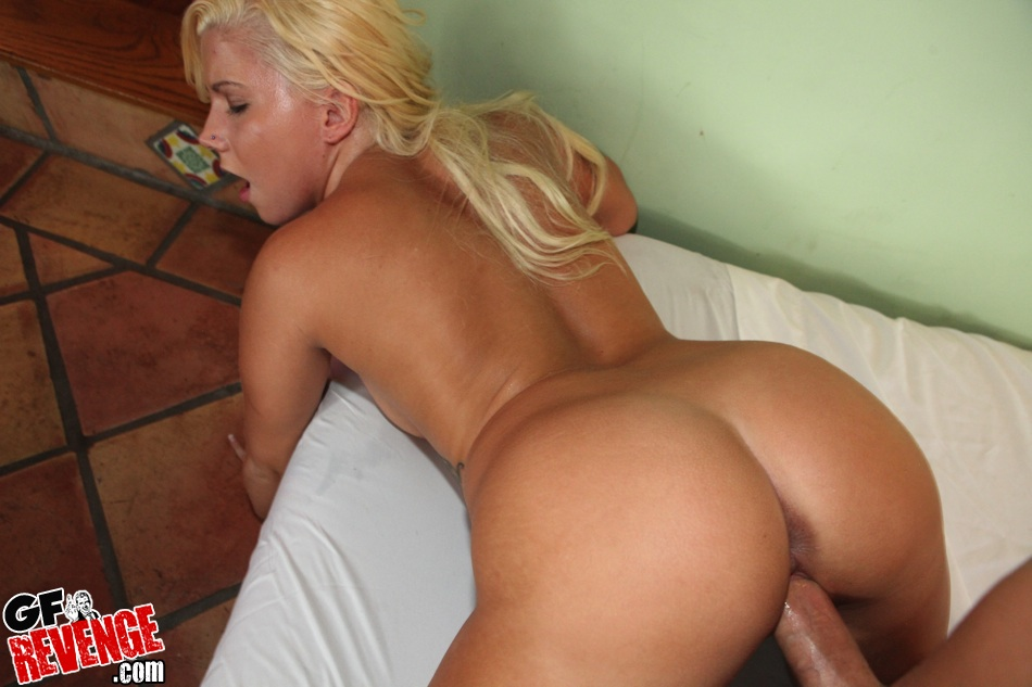 horny brazilian gets a tight ass cock stuffing
