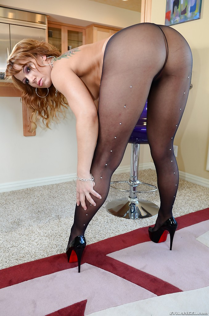 What phrase..., stockings bare legs pantyhose