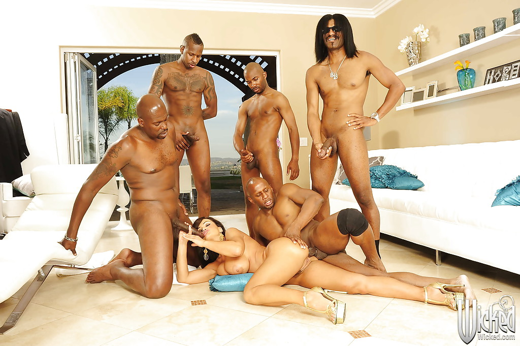 Lisa Ann Gang Bang Videos