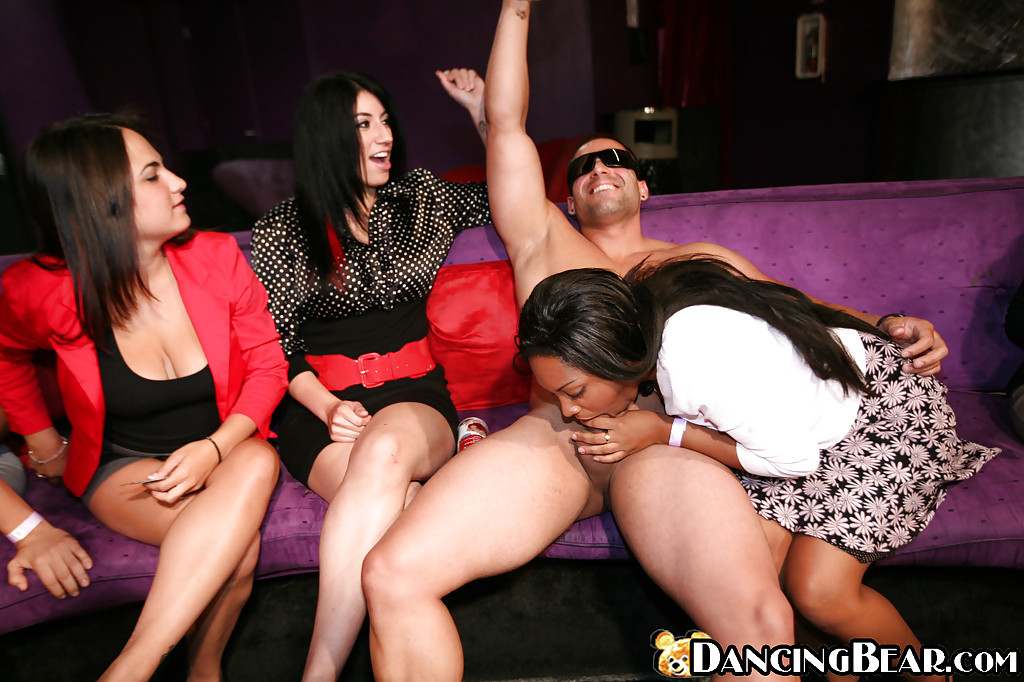 Cfnm adult strip party