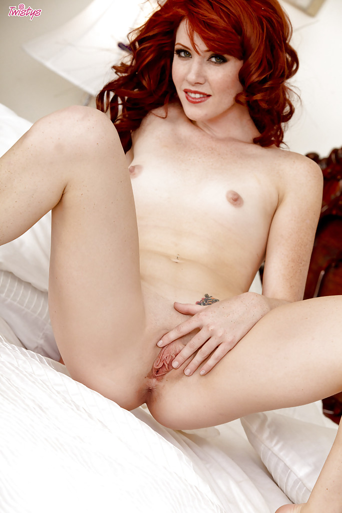 Red head porn star cunt