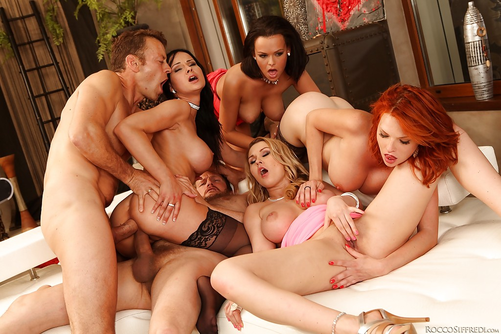 Groups in naked fucking