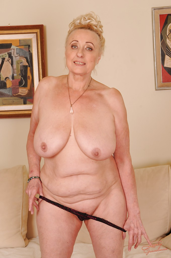 Are not Lusty grandmas sila agree, the