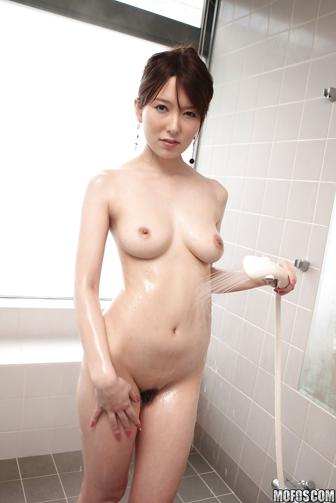 Naked chineese muff — 8