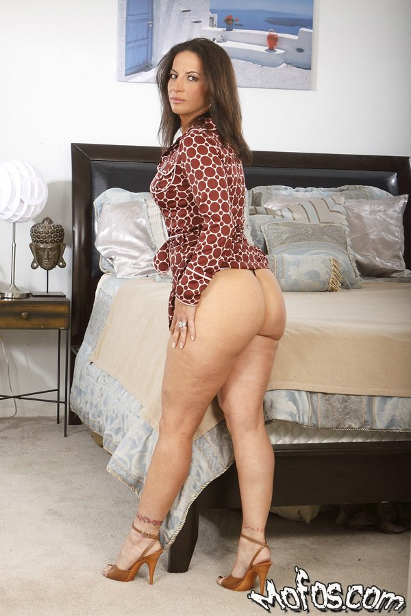 Mature Big Ass Lingerie