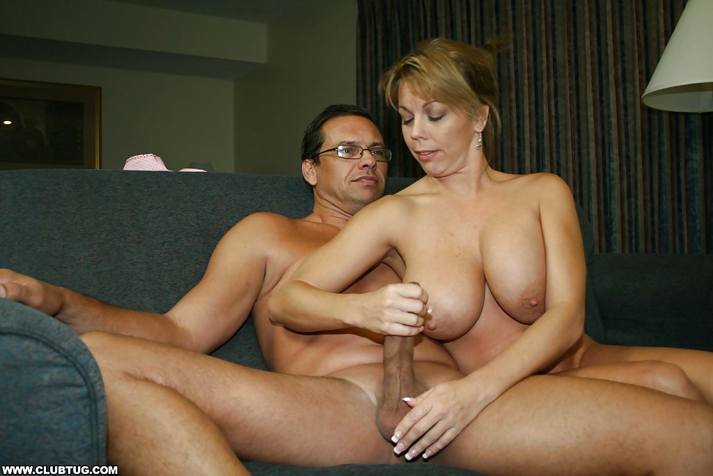 German Bbw Mature Handjob