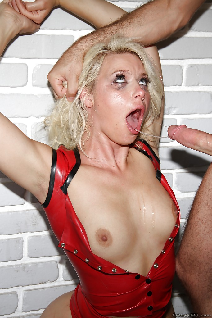 Hot Ass Blonde Anikka Albrite Gets Dominated And Roughly Fucked