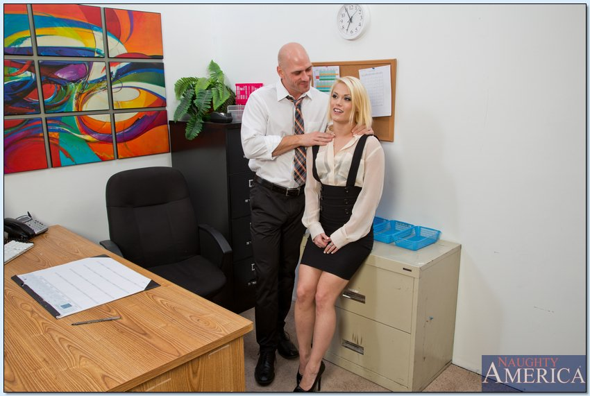 Opinion very ash hollywood naughty office with