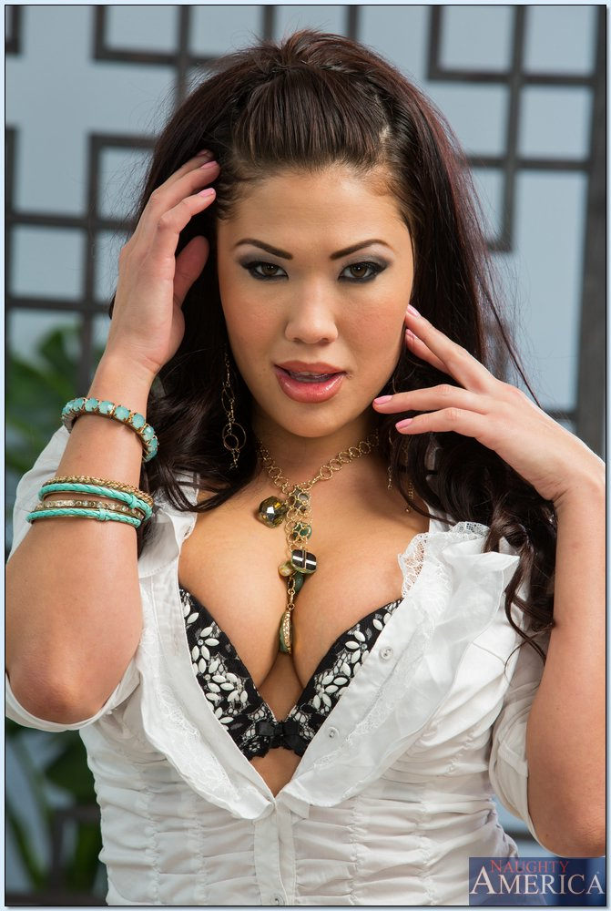 London keyes asian beautiful woman anal
