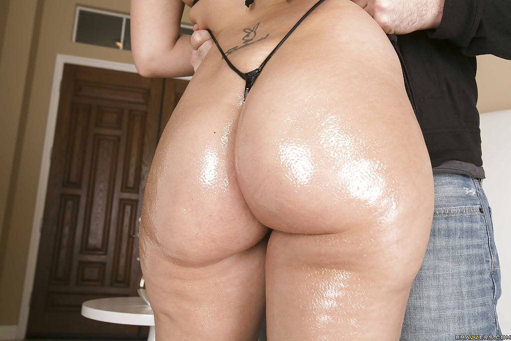 Madison Rose Big Wet Butts