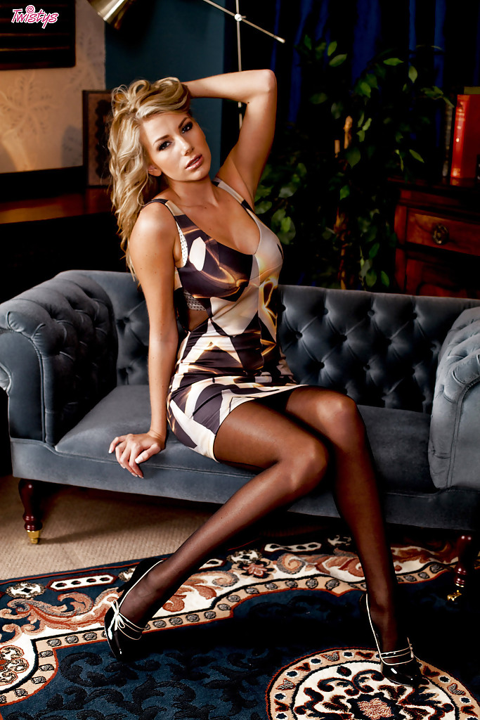 Apologise, danielle maye stockings lingerie think, that