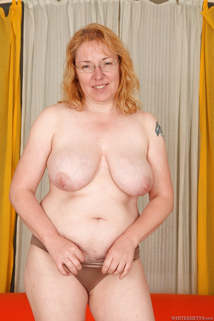 Opinion Mature redhead topless this