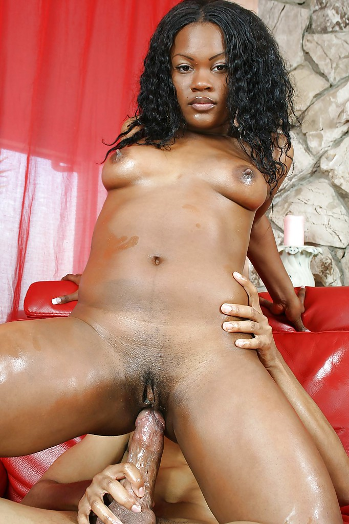 Megan pryce tight black pussy stretched by a big black cock