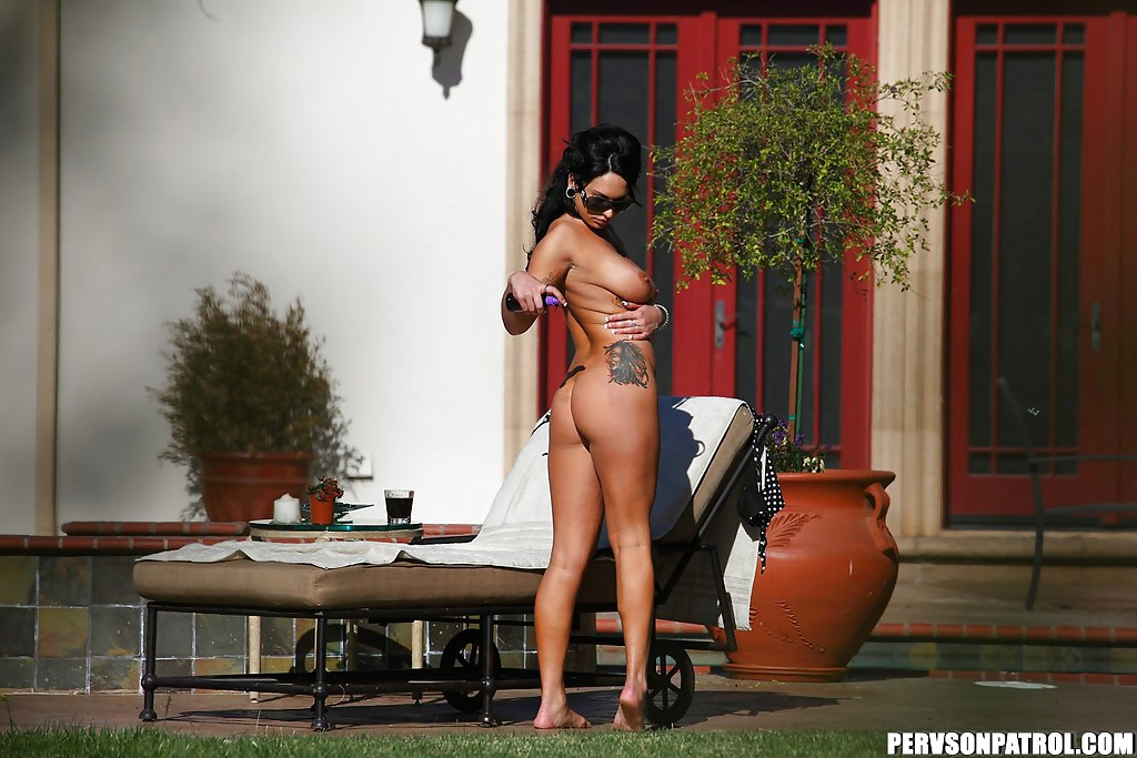Teens caught naked tanning