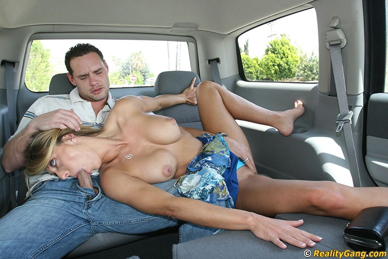 Mature milf deep throatin cars
