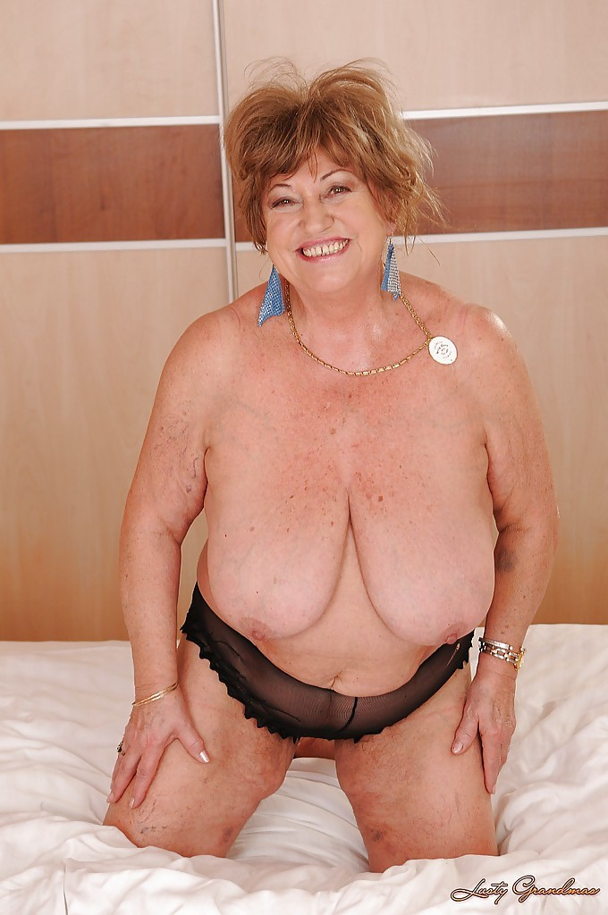 Nude fat granny apologise, but