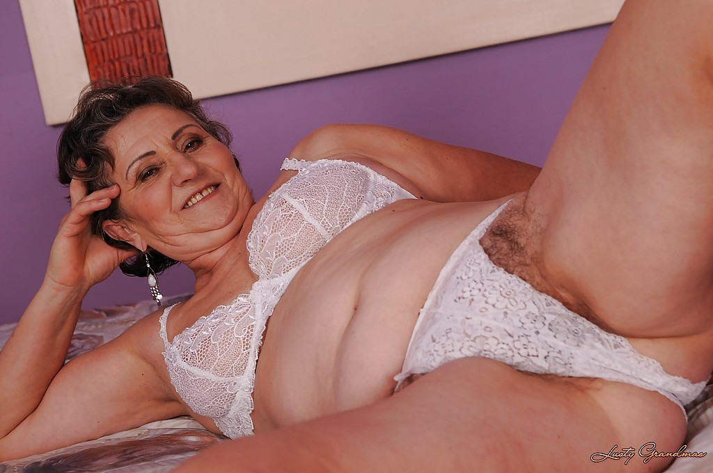 All became granny hairy panty pics similar