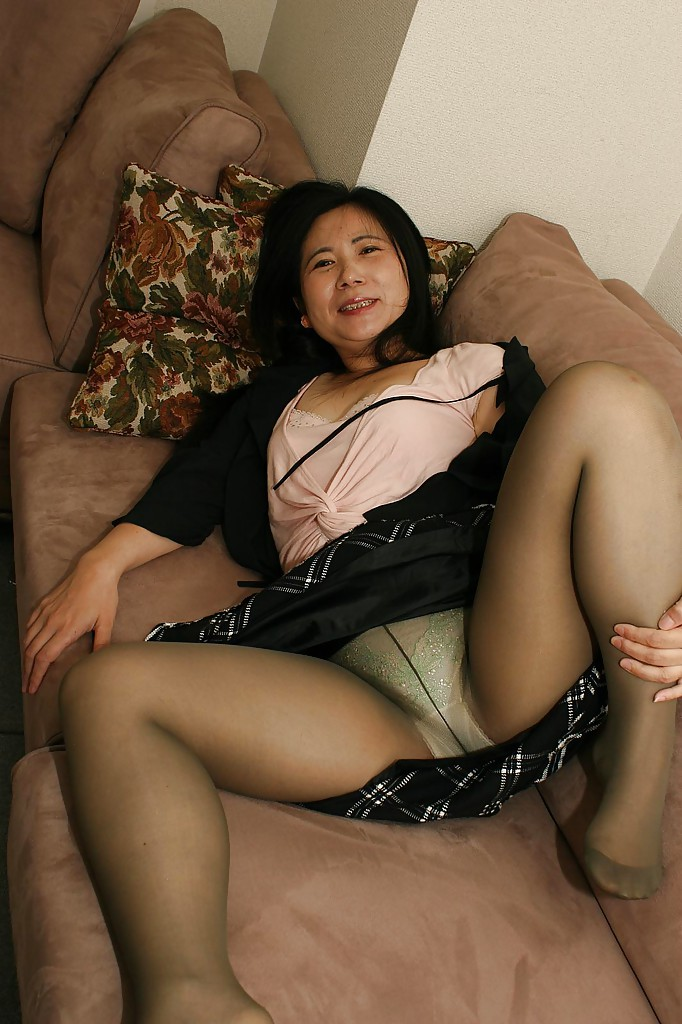Bbw asian pantyhose