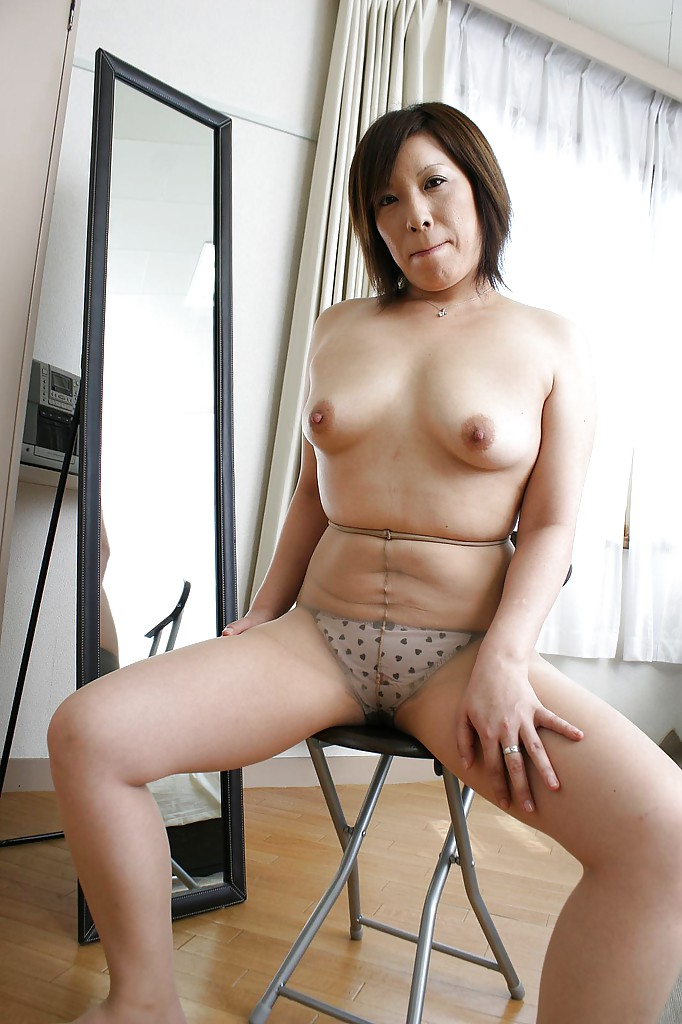 Mature asian women panties