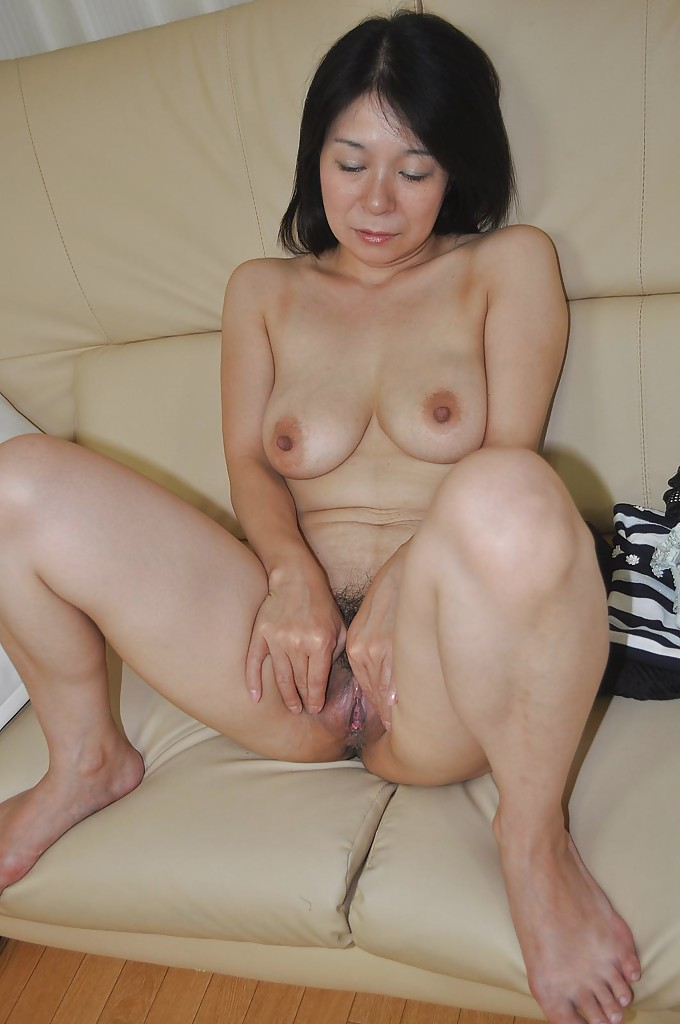 Slut wife sofa